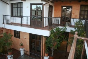 hotel casa del aguila outside shot