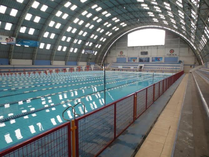 Check Out Cuenca 39 S 50m Indoor Pool Torrin Brauch