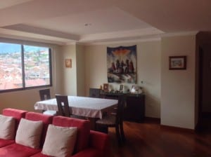 Condo for sale in Palermo Building in Cuenca, Ecuador
