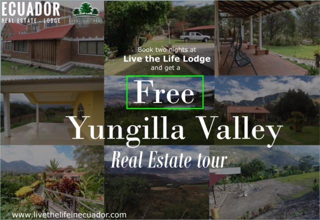 Yunguila Valley